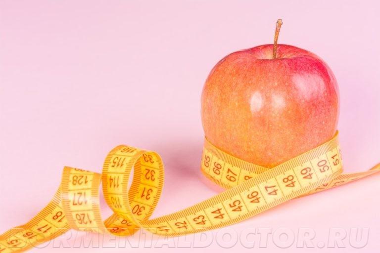 Правильное пошаговое похудение