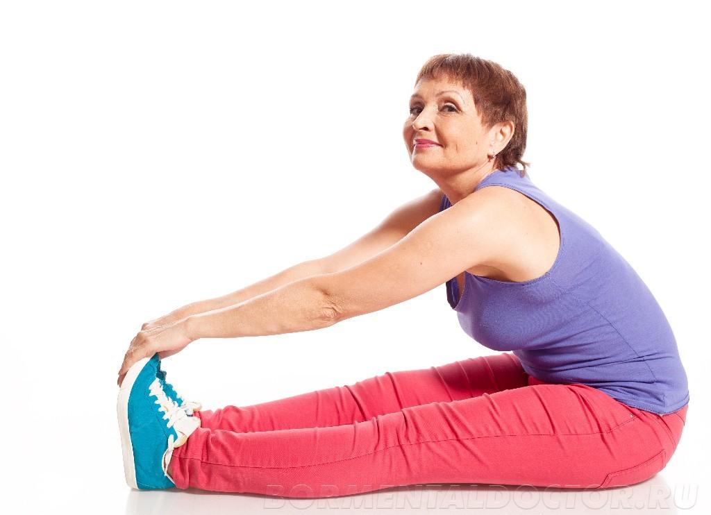 Гимнастика Для Похудения После 60. Как похудеть после 60