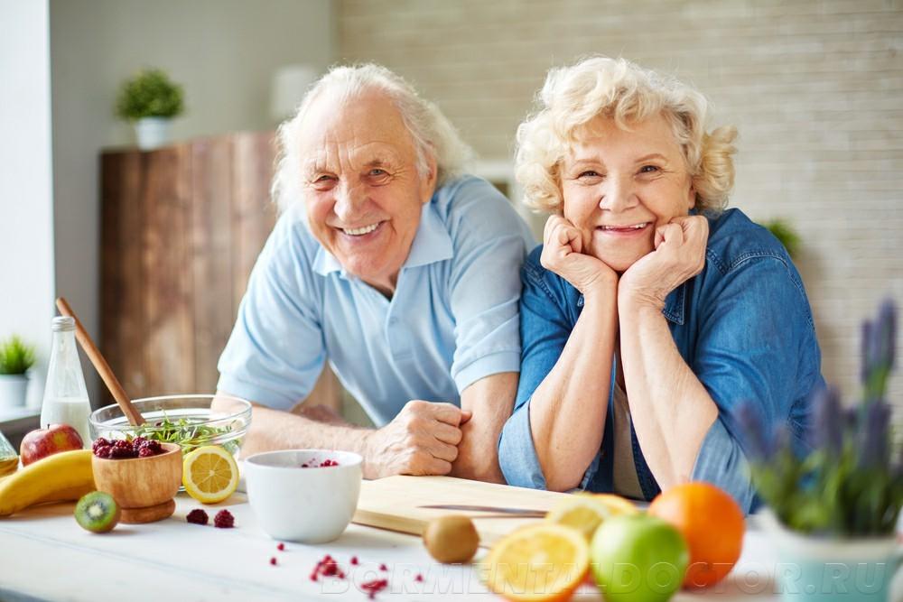 shutterstock 325113617 - Диета для пожилых