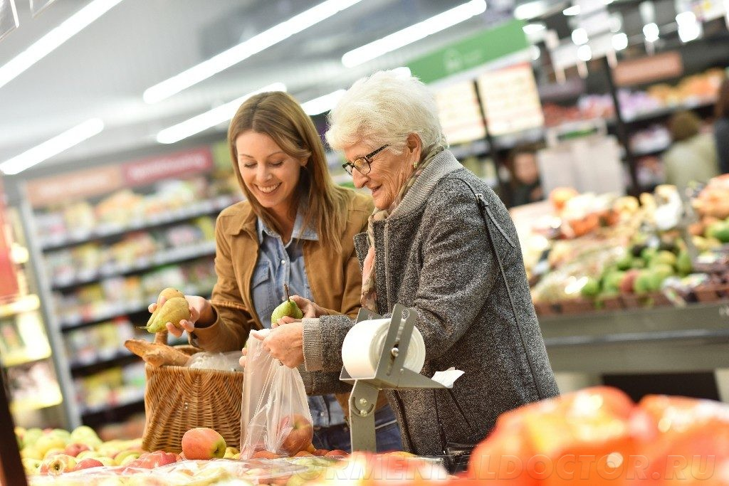 shutterstock 371623984 1024x683 - Питание для пожилых