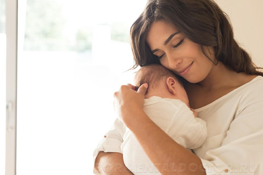 shutterstock 566796565 - Как сбросить вес после родов
