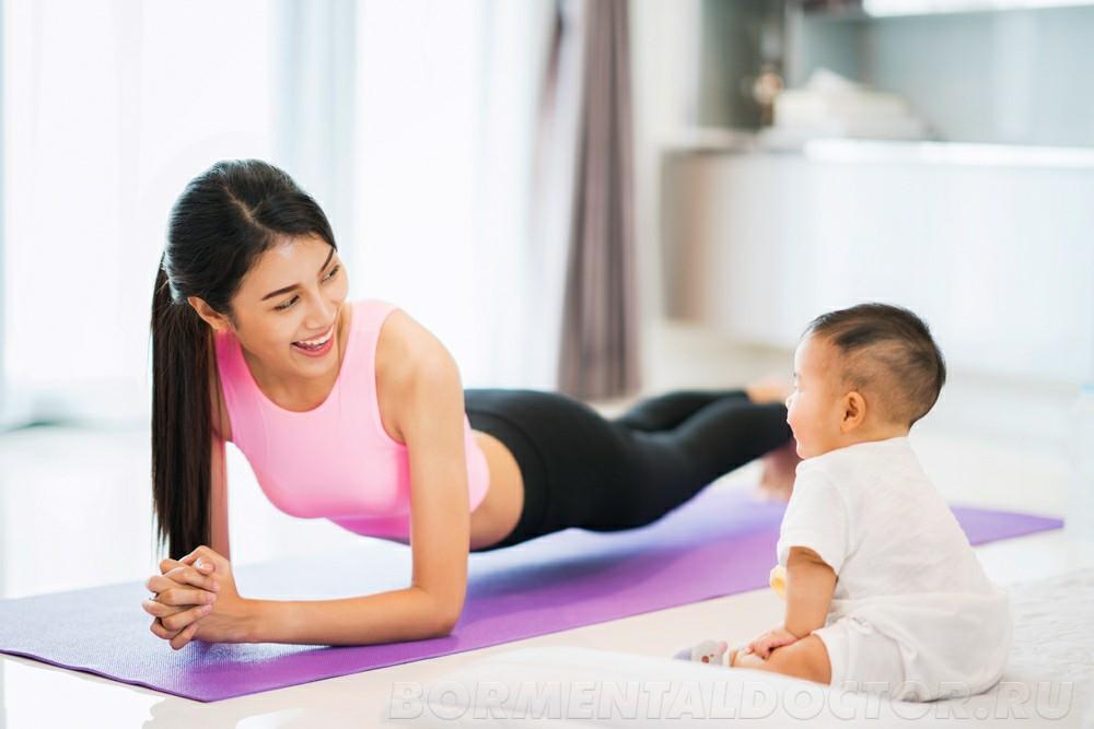 shutterstock 716723464 - Как сбросить вес после родов