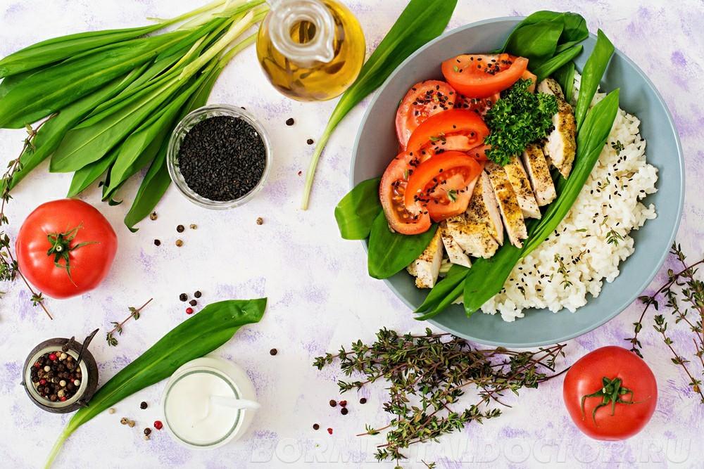 shutterstock 613479848 - Рецепты для похудения на неделю