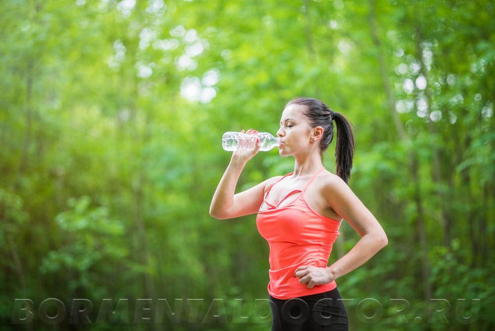 081768166 - Питьевой режим для похудения