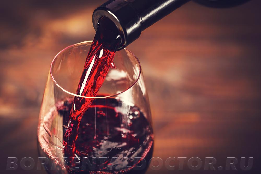 370977980 - Можно ли сухое вино при похудении