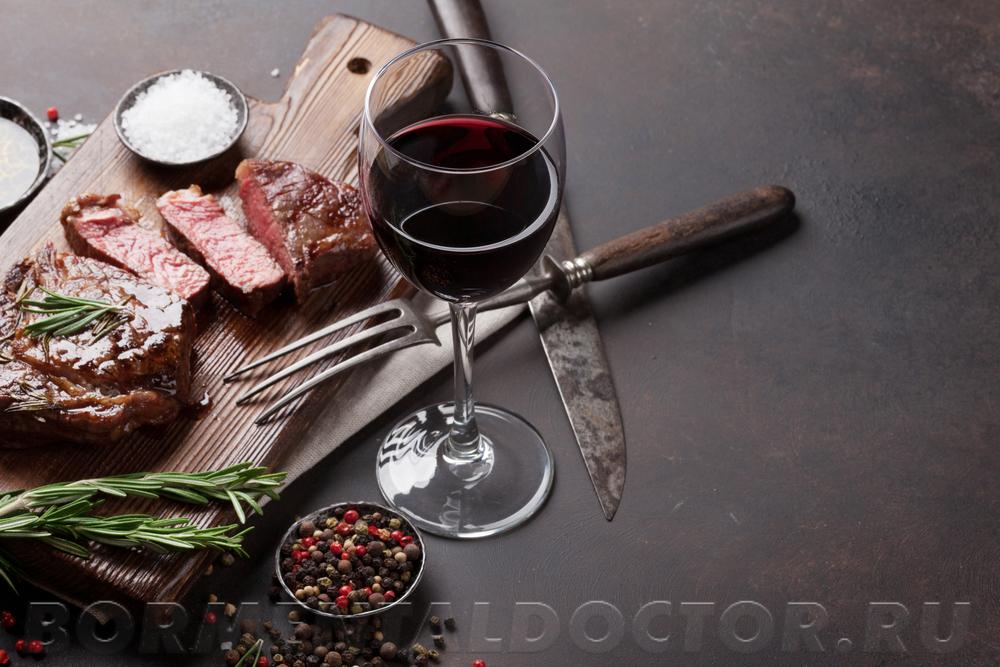 584833372 - Можно ли сухое вино при похудении