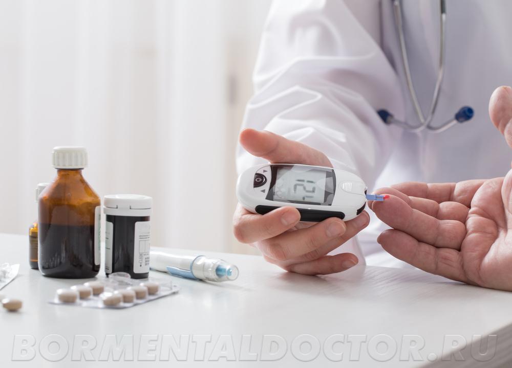 596310011 - Как похудеть при сахарном диабете