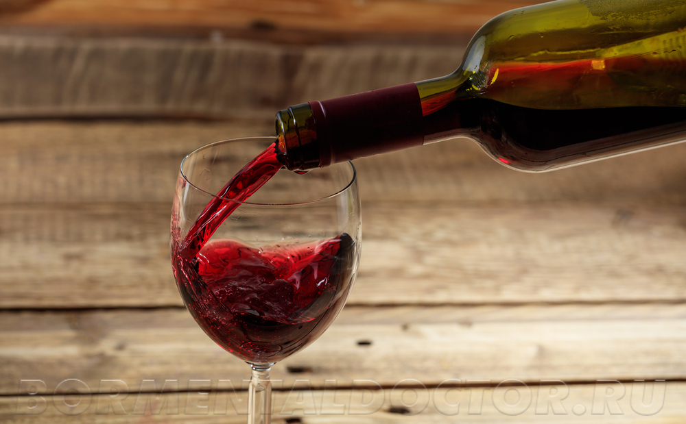 749913799 - Можно ли сухое вино при похудении