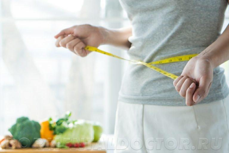 похудеть к сроку расчет калорий