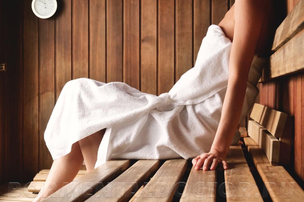 009109866 - Сауна и баня для похудения