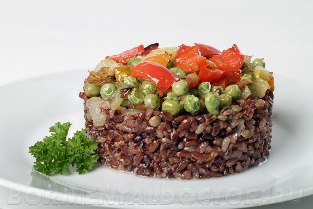 158906660 - Рисовая диета для похудения