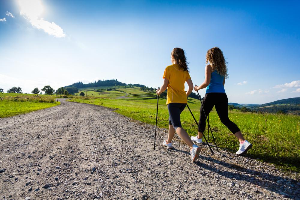 173321060 - Скандинавская ходьба для похудения