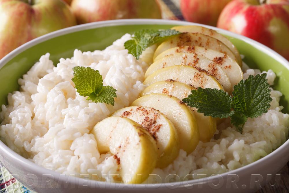 313943030 - Рисовая диета для похудения