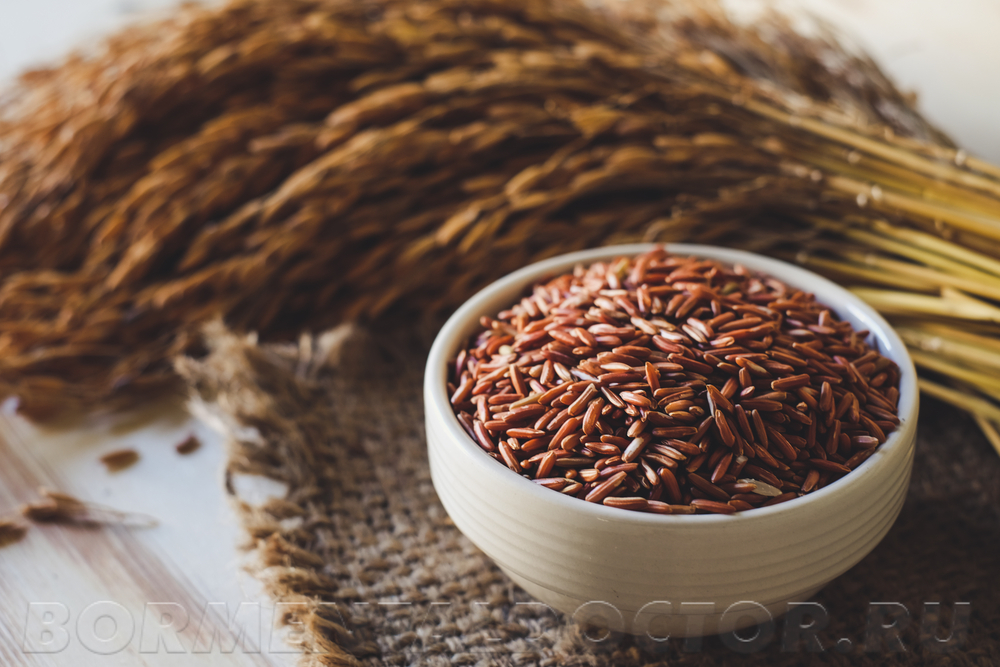 572098438 - Рисовая диета для похудения