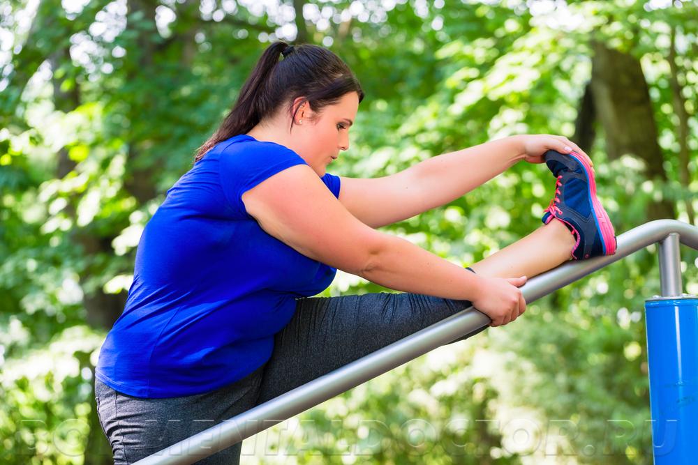 0125076 - Потенциальные проблемы ожирения