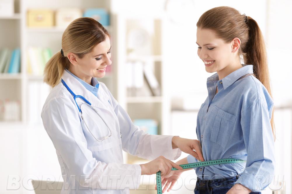 05815293 - Как диетолог помогает похудеть