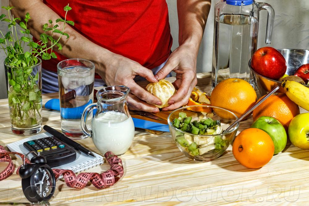 124260136 - Как диетолог помогает похудеть