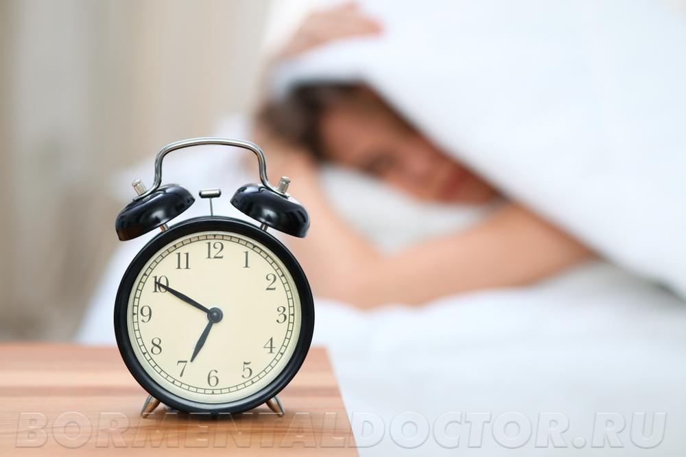 Когда вы не высыпаетесь