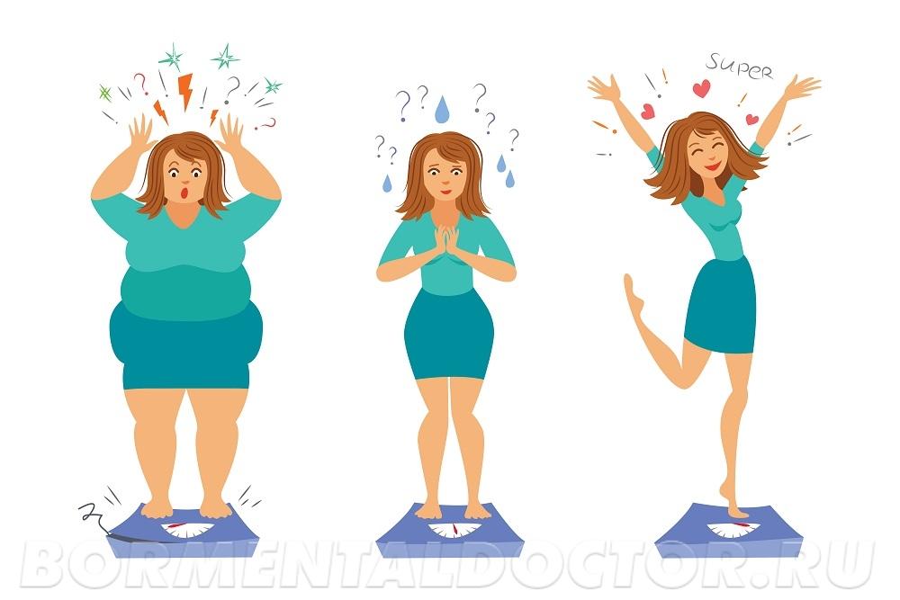 диеты повлияющие на вес