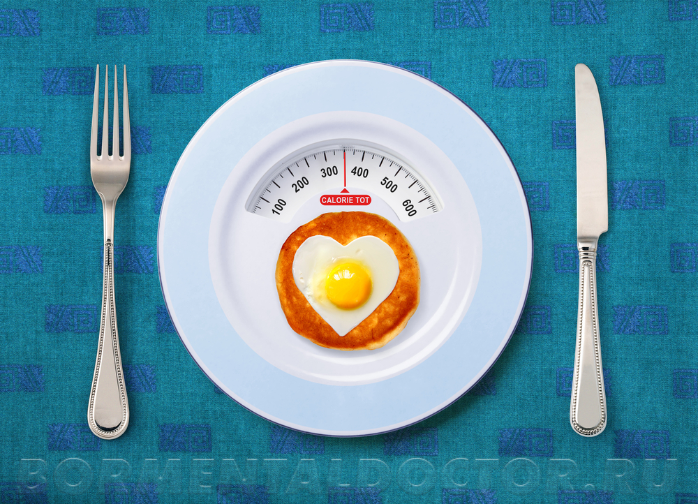 Ищите способы сделать привычные блюда менее калорийными