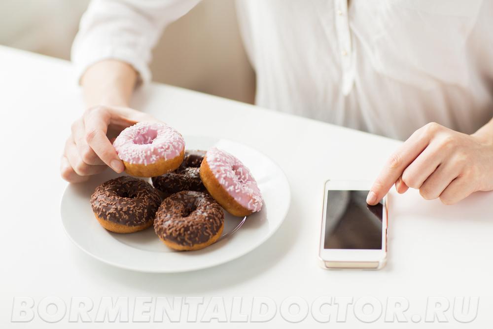 Неточность в подсчете калорий