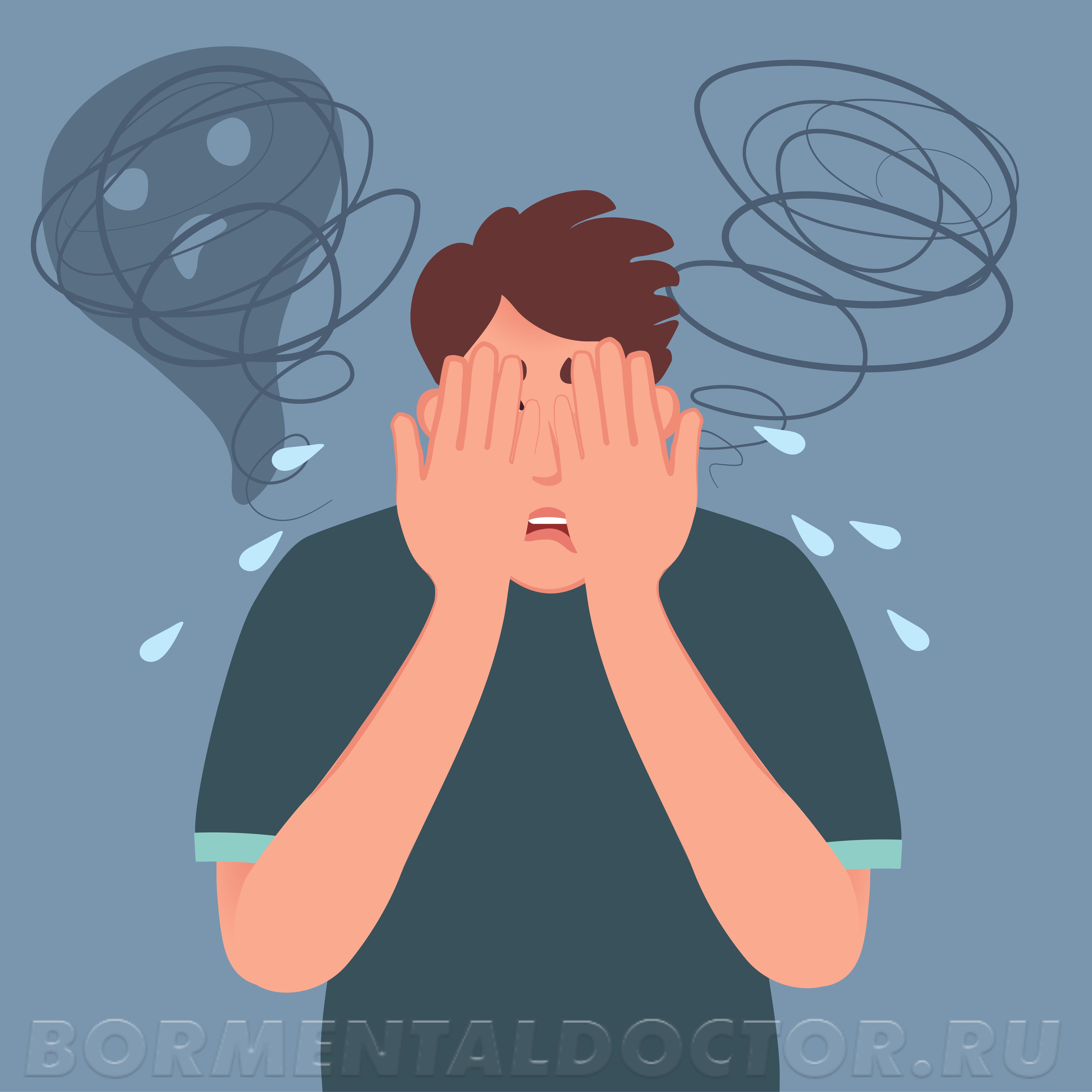 Одна из причин зависимости – гормональный всплеск