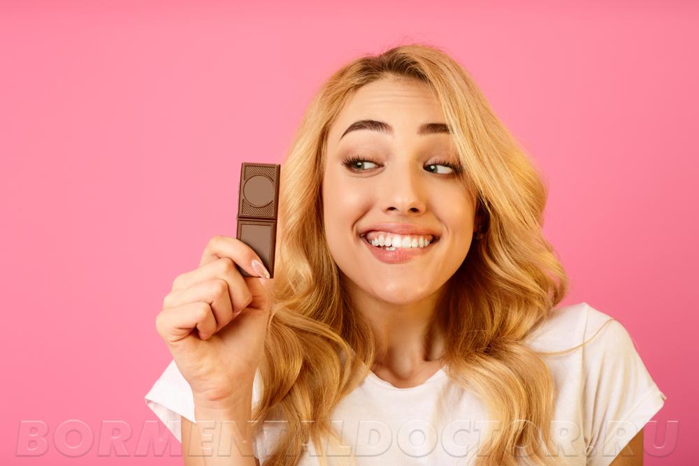 Кто здесь хочет шоколадку – вы или ваши гормоны?
