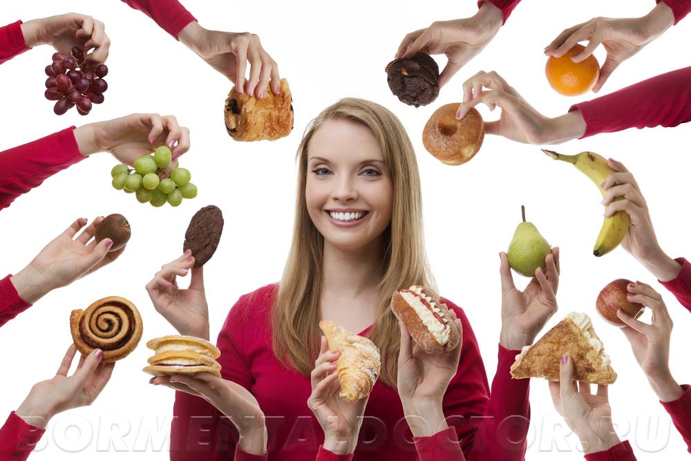 Пищевая зависимость? Только не про меня!