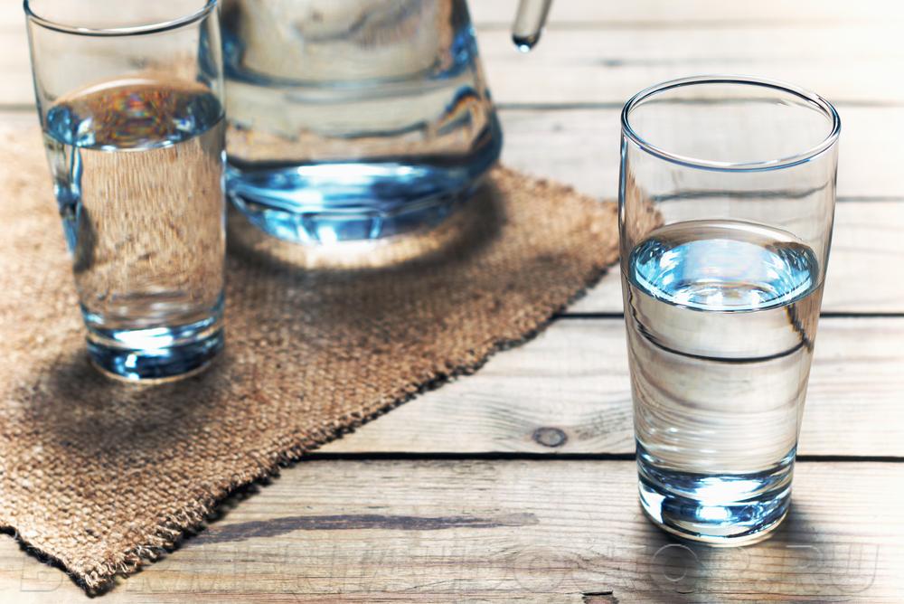 Сколько необходимо пить воды?