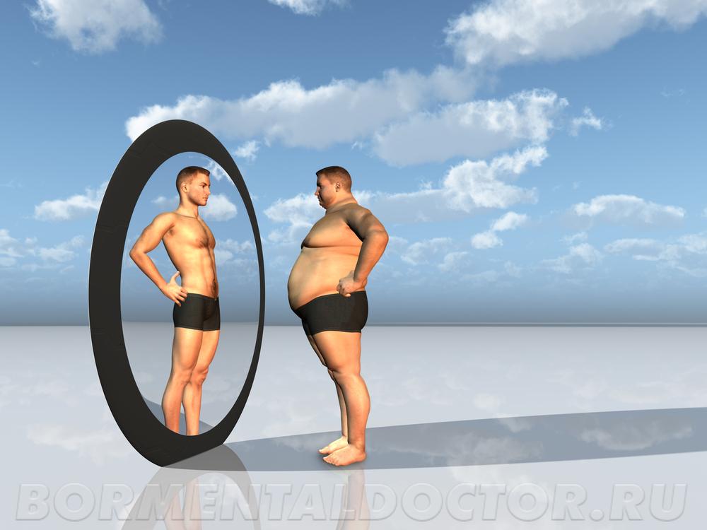 При похудении самообман - великая тормозная сила