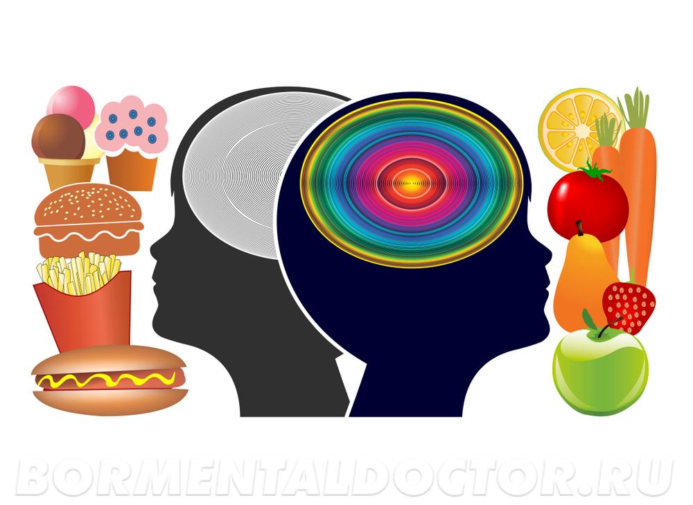 Цель похудения – перестать быть зависимыми от еды на психологическом уровне