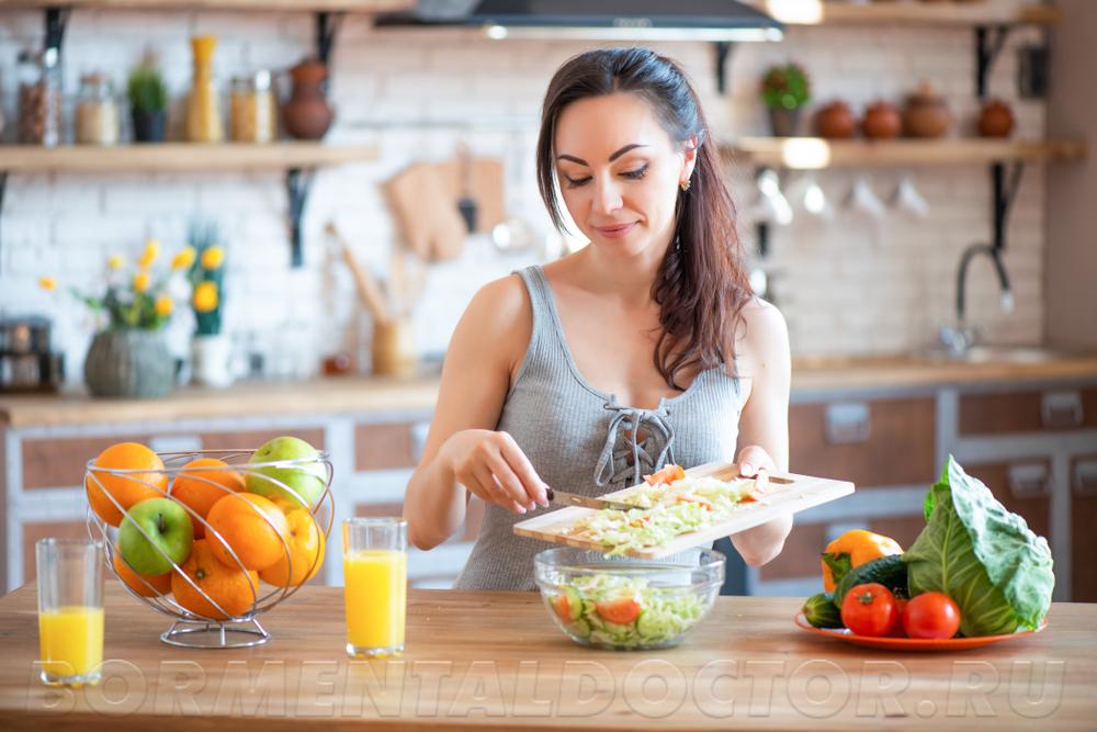 shutterstock 1419850400 - Как сделать, чтобы еда была другом, а не врагом?