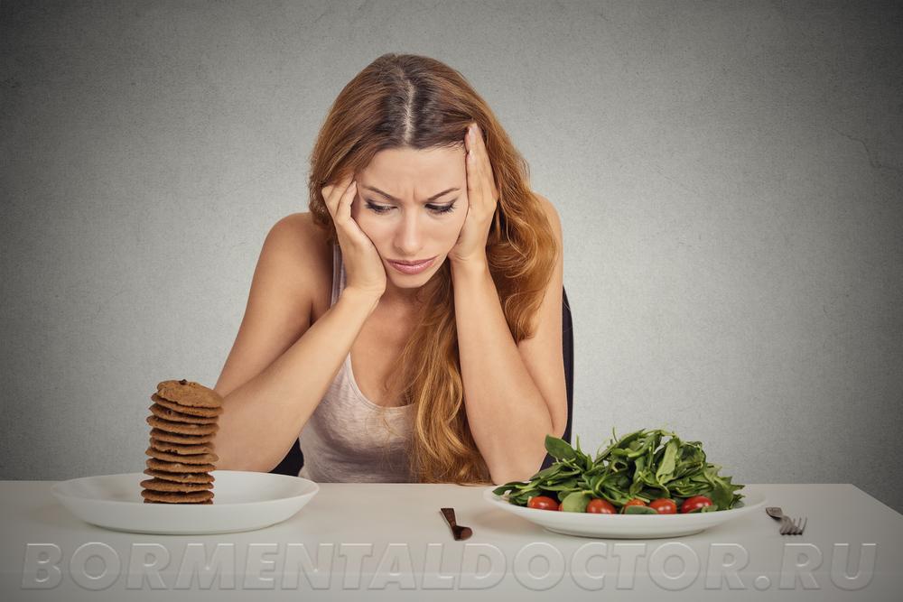 Неправильное ограничение в еде приводит к новым проблемам со здоровьем