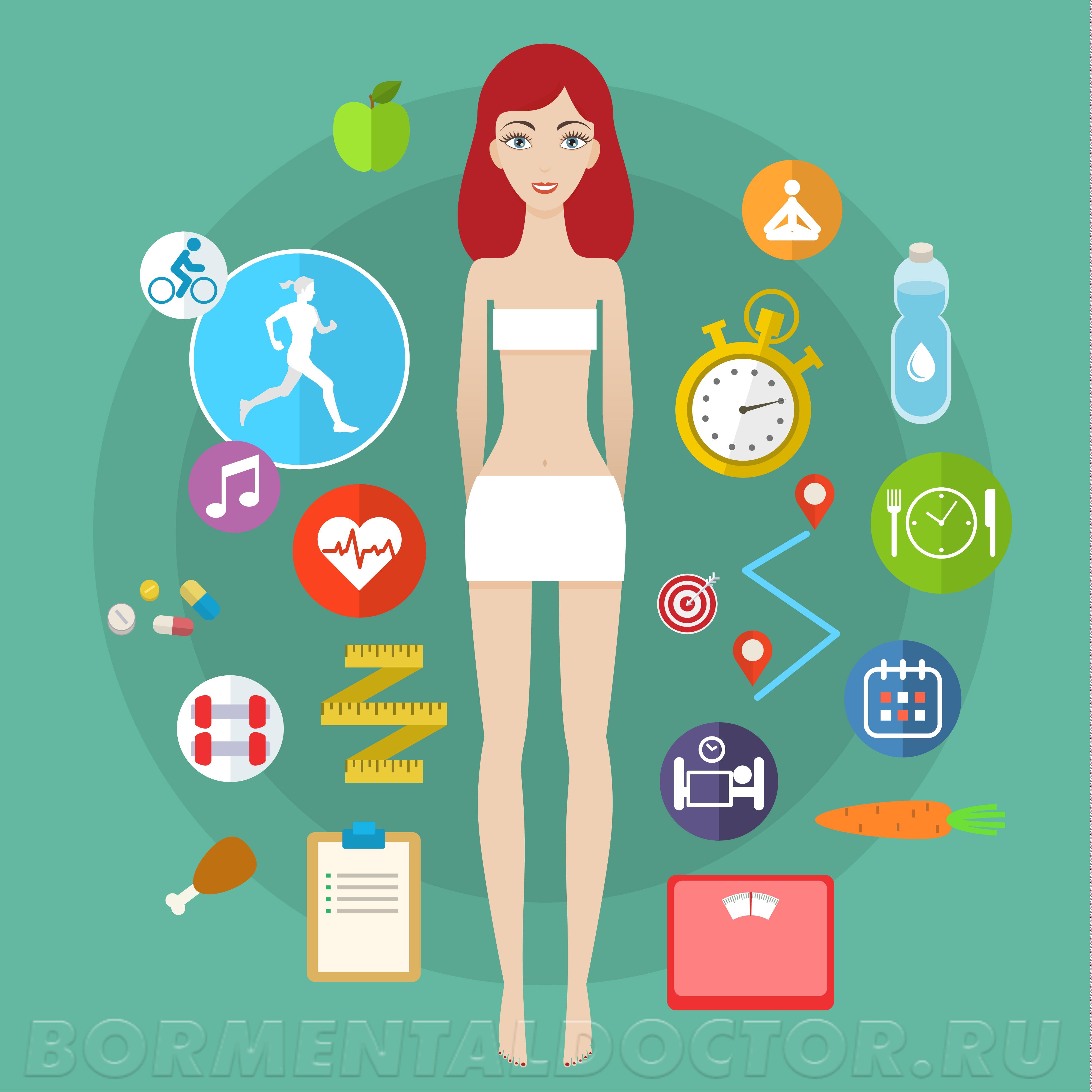 Система питания для снижения веса