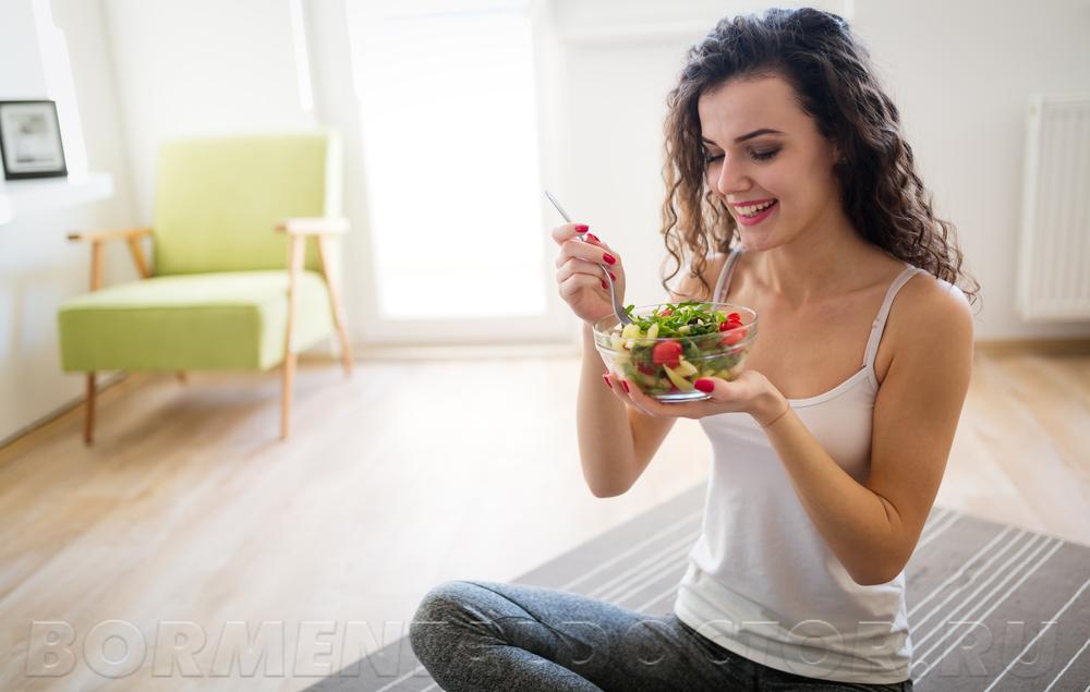 Как всю жизнь питаться правильно и с радостью?
