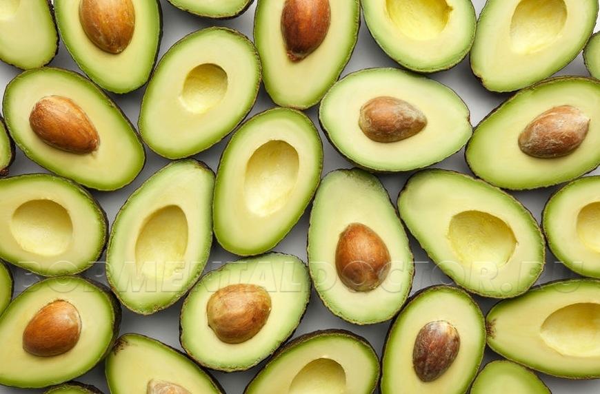 Рецепты с авокадо для похудения