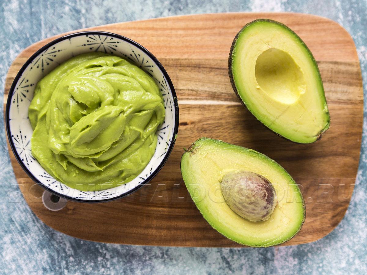 Авокадо при диете. Примерное меню