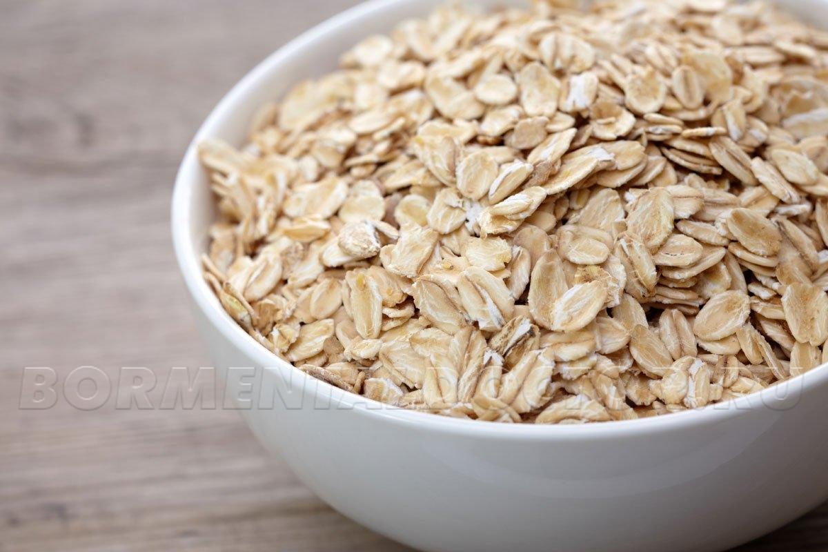oatmeal1 - Разве бактерии могут вызывать ожирение? Ученые доказали, что – да!