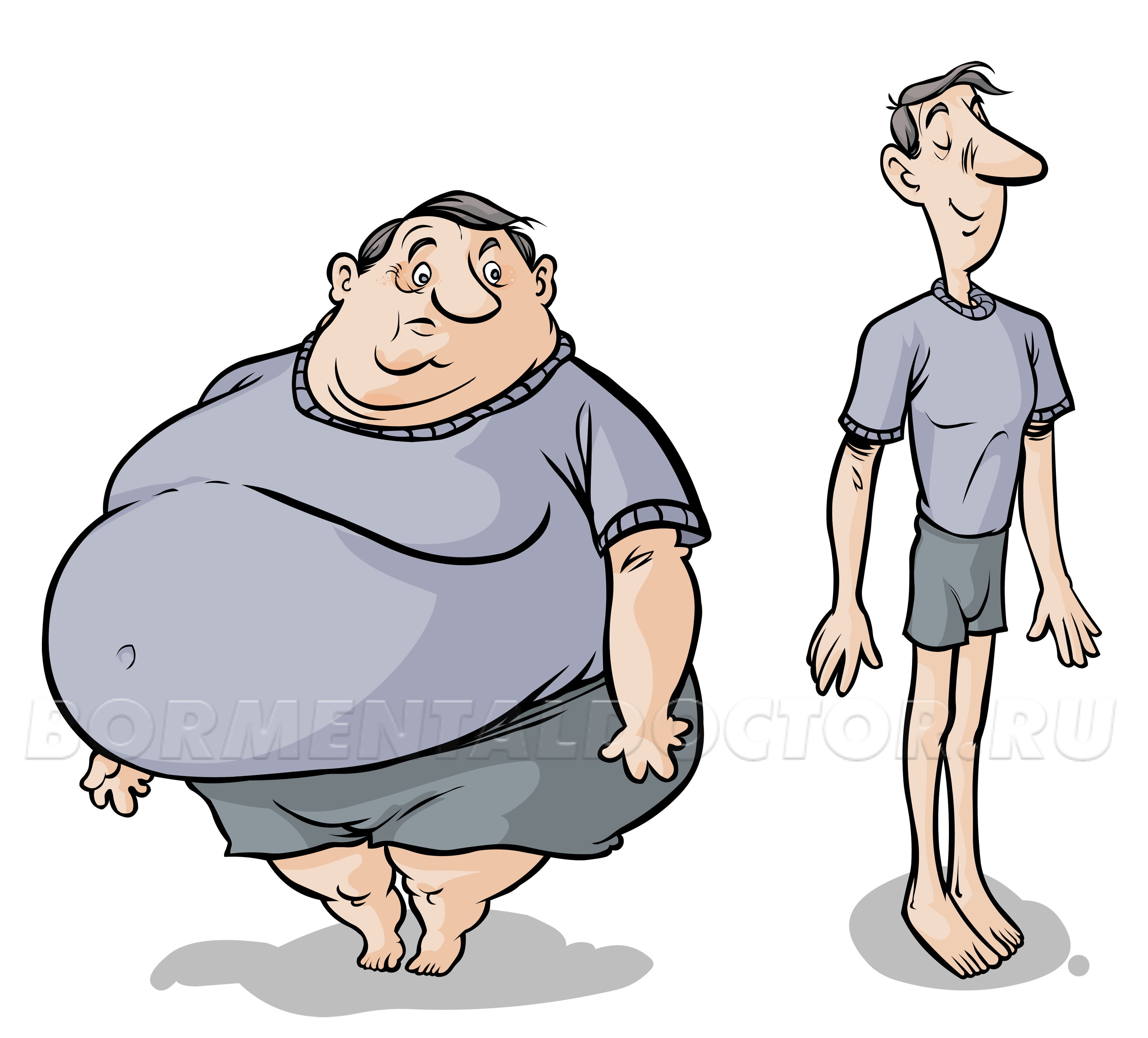 Бактерии толстых лучше переваривают пищу, а у худых людей большая часть еды идет в отходы