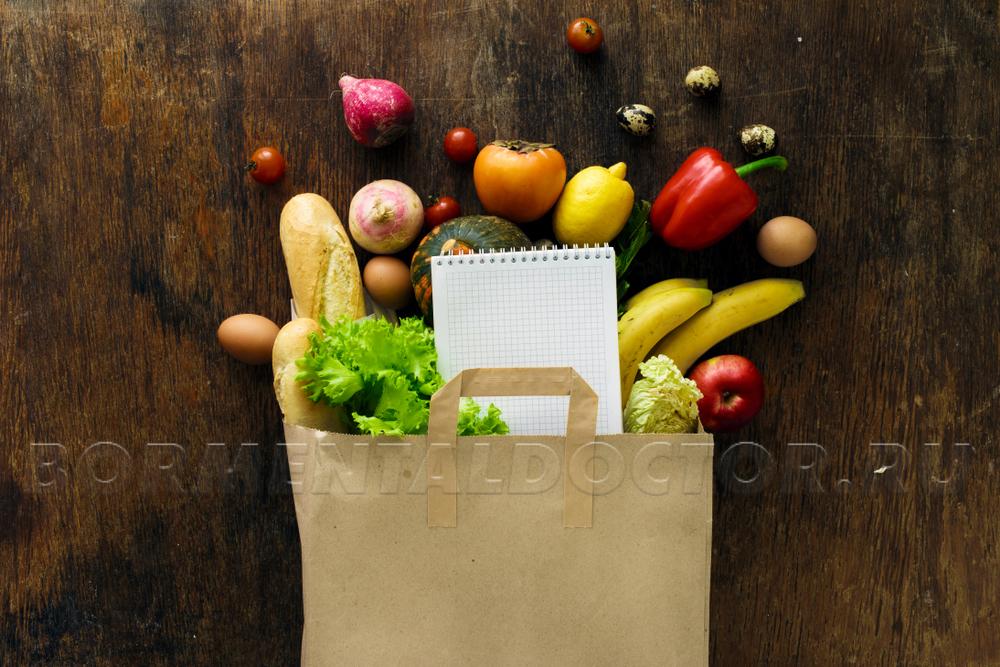 Добавление в рацион фруктов и овощей положительно влияет на микробиом