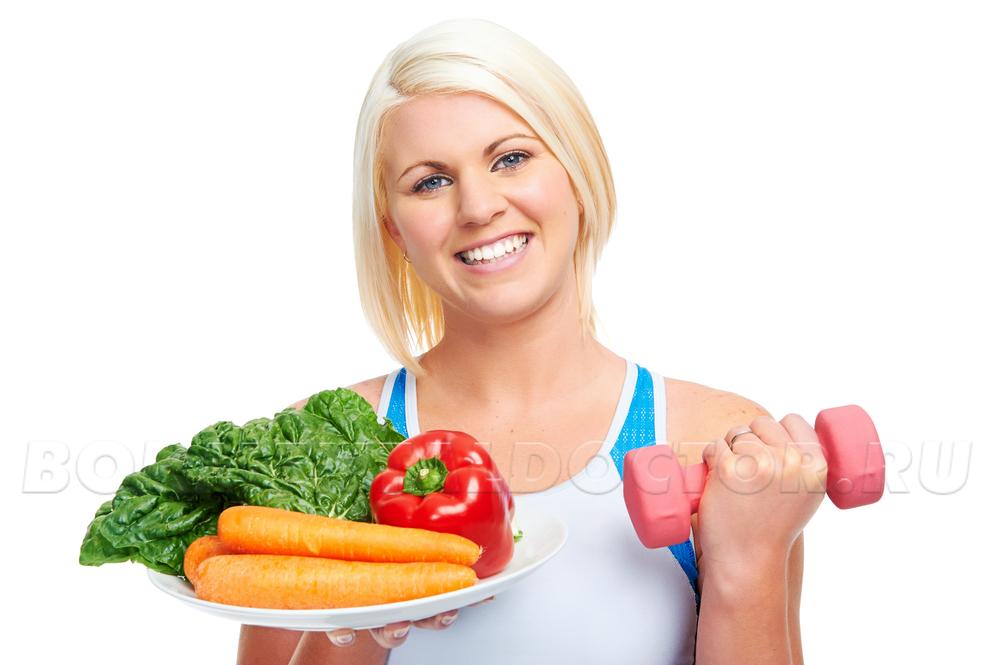 Основные способы похудения после родов