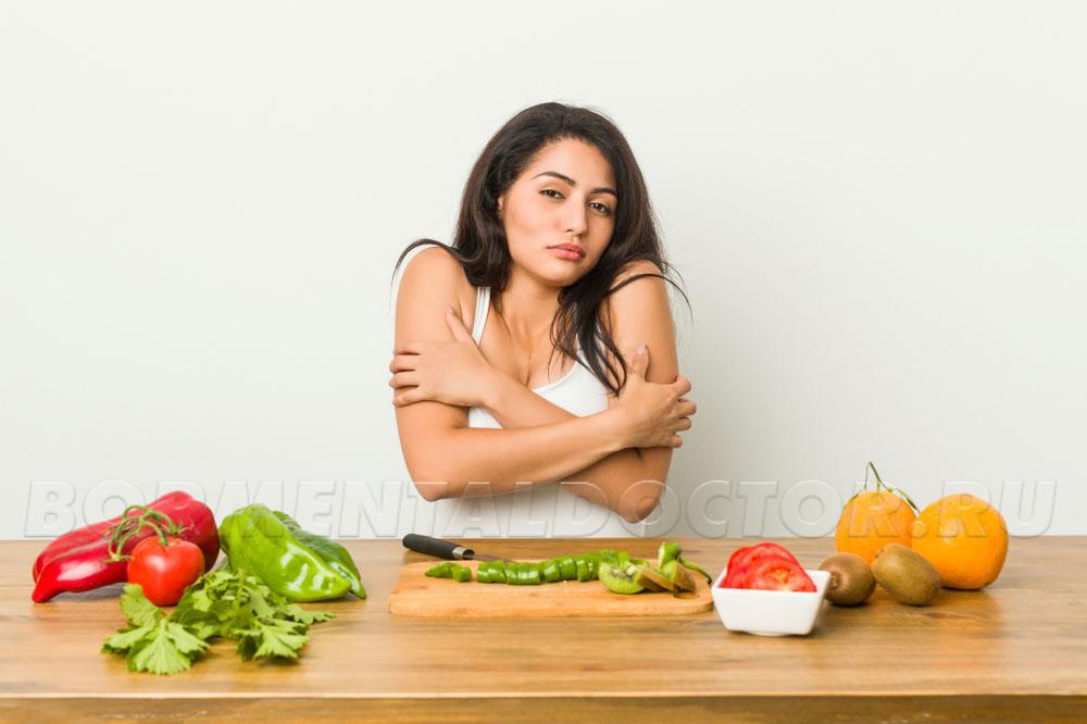 shutterstock 1524224696 1 - 11 самых вредных последствий похудения