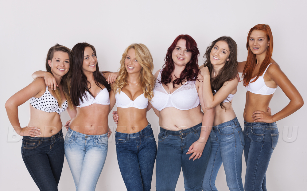 woman body - Индекс массы тела для женщин